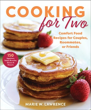 Cooking for Two book image