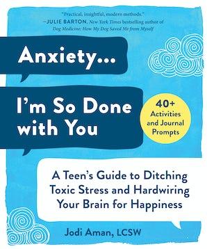 Anxiety . . . I