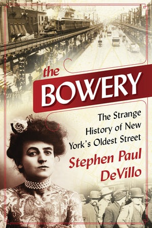 The Bowery book image