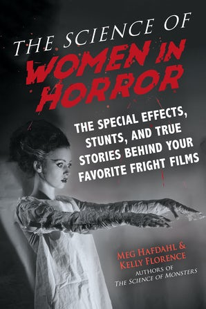 The Science of Women in Horror book image