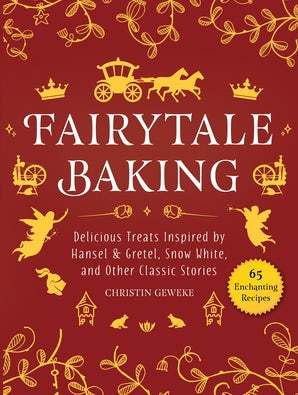 Fairytale Baking book image