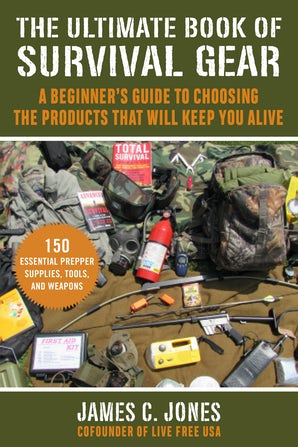 The Ultimate Book of Survival Gear book image