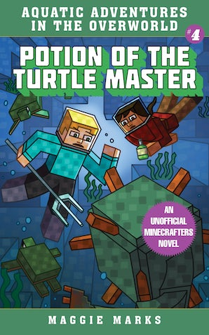 Potion of the Turtle Master book image