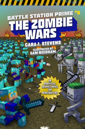 The Zombie Wars book image