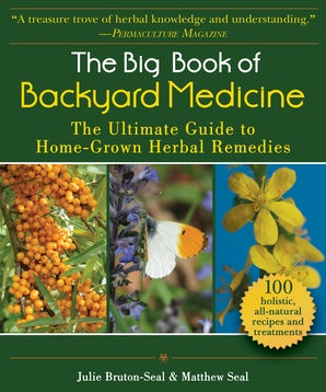 The Big Book of Backyard Medicine book image