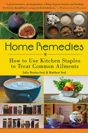Home Remedies book image