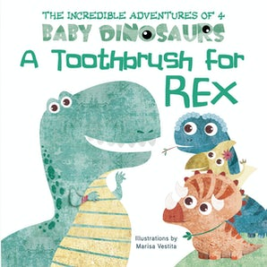 A Toothbrush for Rex book image