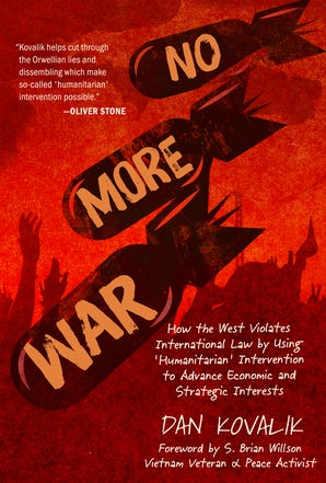 No More War book image