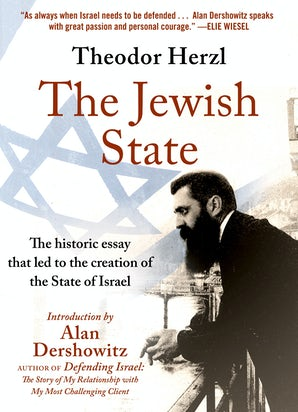 The Jewish State book image