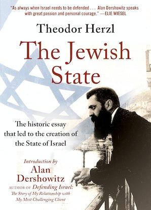 The Jewish State book image