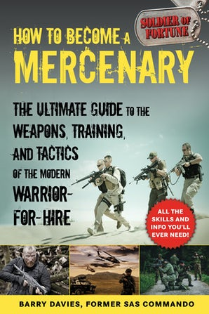 How to Become a Mercenary book image