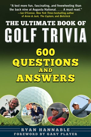 The Ultimate Book of Golf Trivia book image