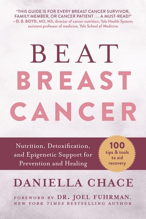 Beat Breast Cancer book image