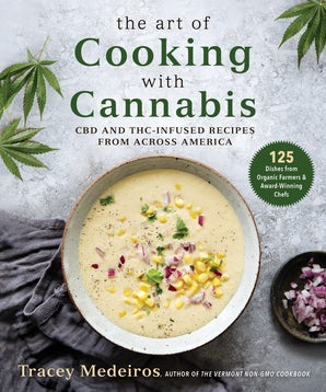 The Art of Cooking with Cannabis book image