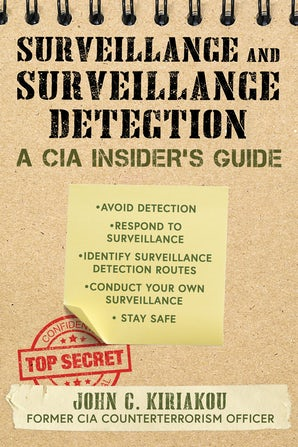 The CIA Guide to Surveillance and Surveillance Detection book image