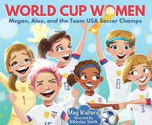 World Cup Women book image
