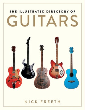 The Illustrated Directory of Guitars book image