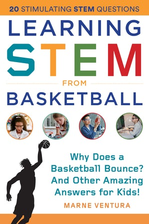 Learning STEM from Basketball book image