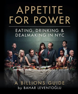 Appetite for Power book image