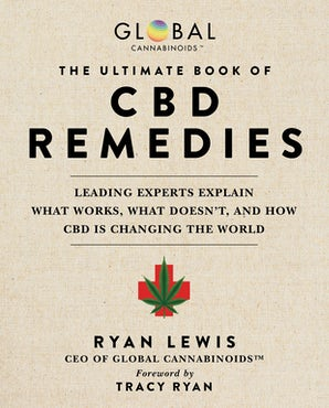 The Ultimate Book of CBD Remedies book image