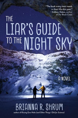 The Liar's Guide to the Night Sky book image