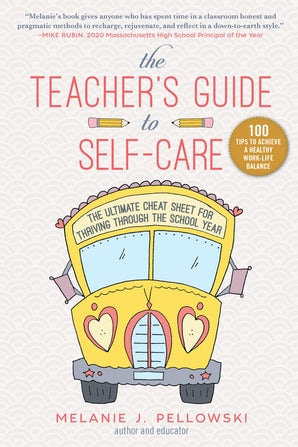The Teacher's Guide to Self-Care book image