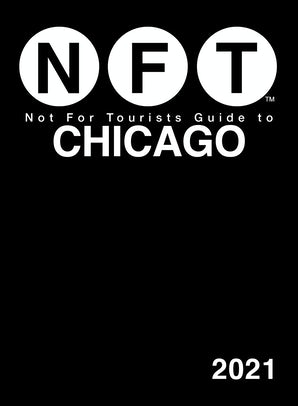 Not For Tourists Guide to Chicago 2021 book image