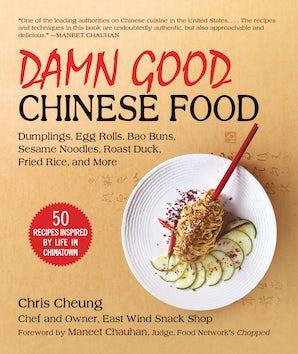 Damn Good Chinese Food book image