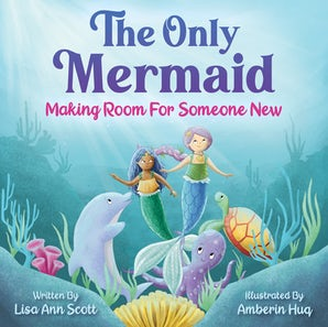 The Only Mermaid book image