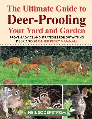 The Ultimate Guide to Deer-Proofing Your Yard and Garden book image