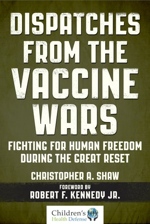 Dispatches from the Vaccine Wars book image