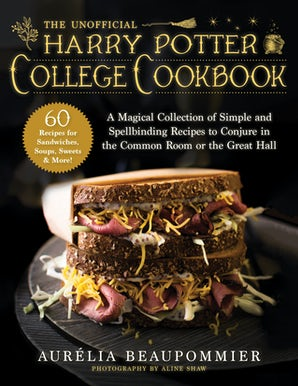 The Unofficial Harry Potter College Cookbook book image