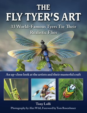 The Fly Tyer's Art book image