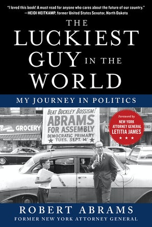 The Luckiest Guy in the World book image