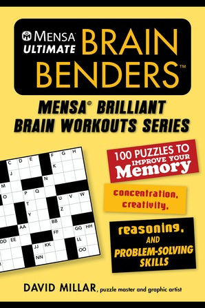 Mensa® Ultimate Brain Benders book image