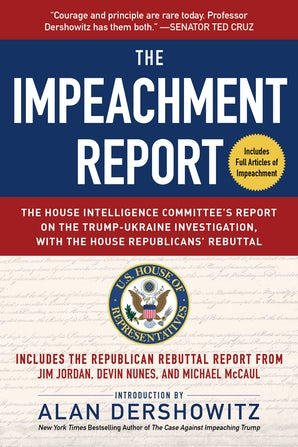 The Impeachment Report book image