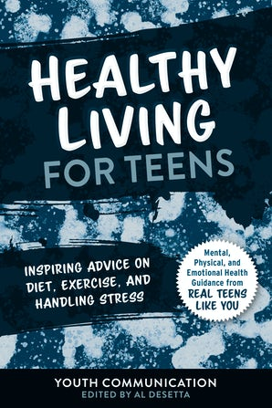 Healthy Living for Teens book image