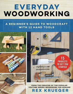 Everyday Woodworking book image