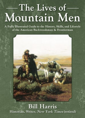 The Lives of Mountain Men book image