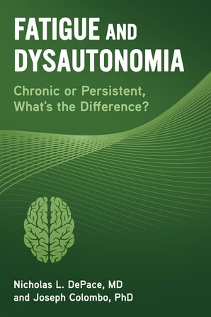 Fatigue and Dysautonomia book image