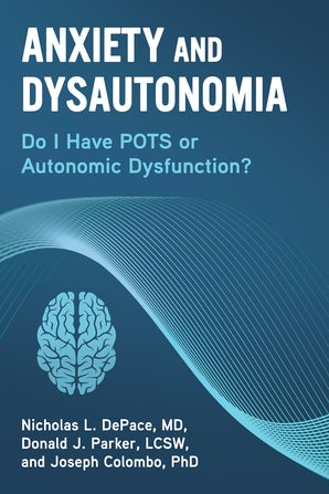 Anxiety and Dysautonomia book image