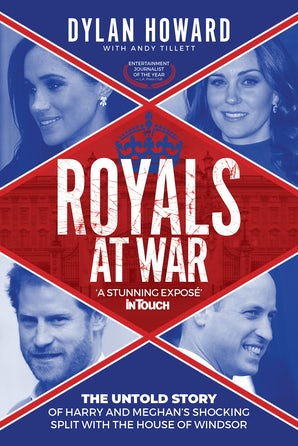 Royals at War book image
