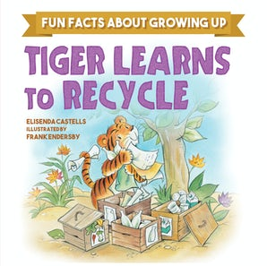 Tiger Learns to Recycle book image