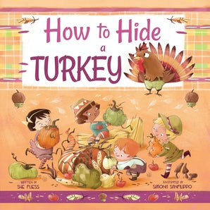 How to Hide a Turkey book image