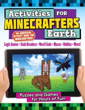 Activities for Minecrafters: Earth book image
