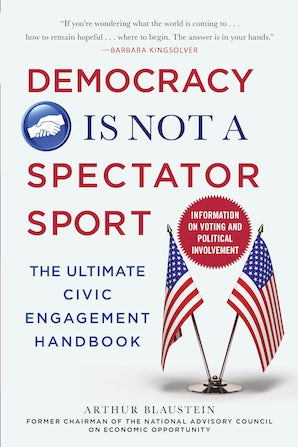 Democracy Is Not a Spectator Sport book image