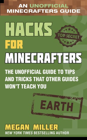 Hacks for Minecrafters: Earth book image