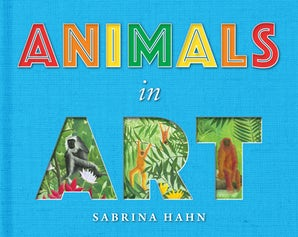 Animals in Art book image