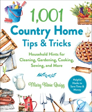 1,001 Country Home Tips & Tricks book image