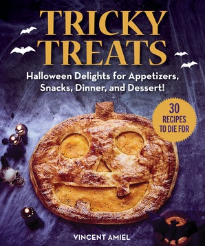 Tricky Treats book image